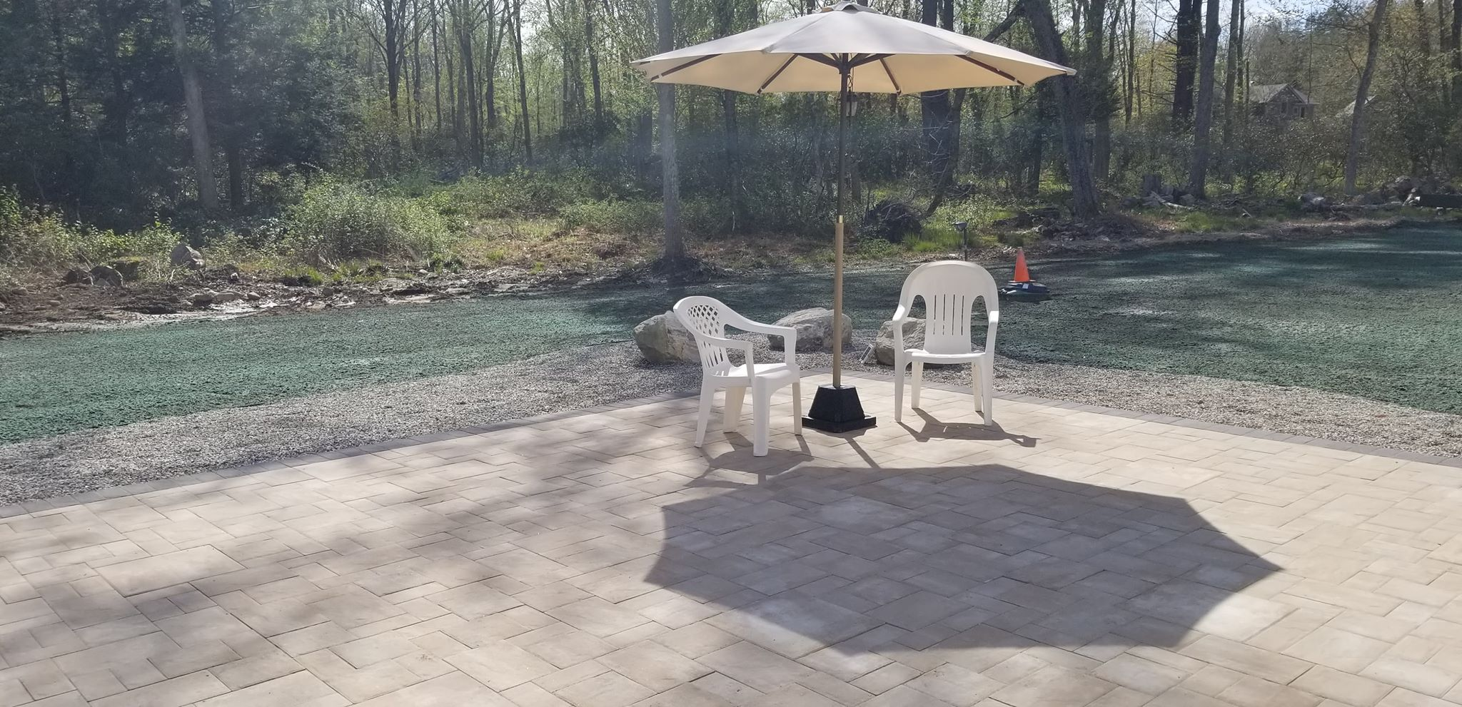 patio installers in CT TNT Landscaping & Excavation