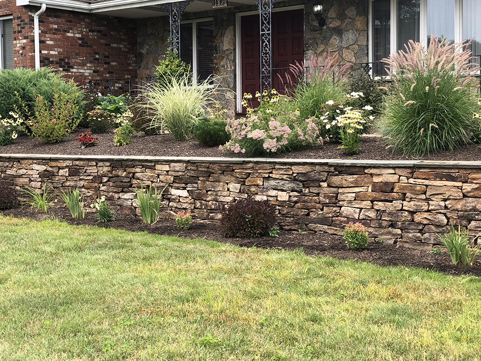 gardening CT shoreline from TNT Landscaping & Excavation
